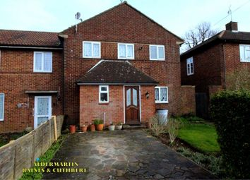 Thumbnail End terrace house for sale in Thornbury Gardens, Borehamwood, Hertfordshire