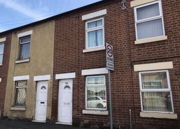 Thumbnail 2 bed terraced house for sale in Victoria Crescent, Burton-On-Trent