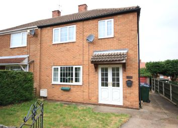 Thumbnail 3 bed semi-detached house for sale in Ivanhoe Road, Edlington, Doncaster