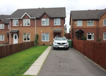 Thumbnail 3 bed semi-detached house for sale in Green Lawn, Birkenhead, Merseyside