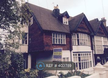 Thumbnail 1 bed flat to rent in Pevensey Road, St. Leonards