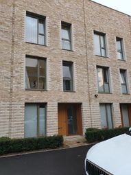 Thumbnail 4 bed town house for sale in Lacey Drive, Edgware, Middlesex