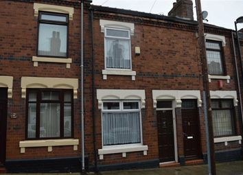 Thumbnail 2 bed terraced house for sale in Homer Street, Hanley, Stoke-On-Trent