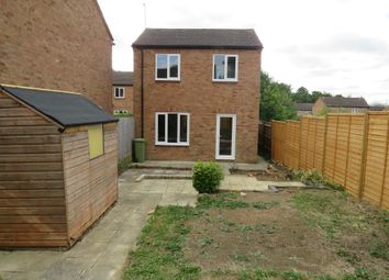 Thumbnail 2 bed detached house for sale in Perran Avenue, Fishermead, Milton Keynes