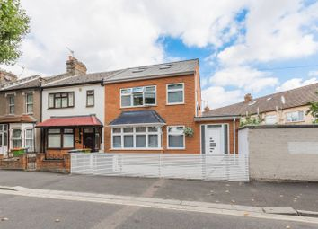 Thumbnail 4 bed end terrace house for sale in New City Road, Plaistow