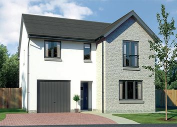 "Thumbnail 4 bedroom detached house for sale in ""Glenmore"" at Old Lang Stracht, Kingswells, Aberdeen"