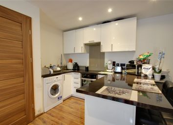 Thumbnail 1 bed maisonette to rent in Chapel Grove, Addlestone, Surrey
