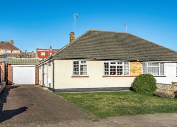 Thumbnail 2 bed semi-detached bungalow for sale in Ninesprings Way, Hitchin