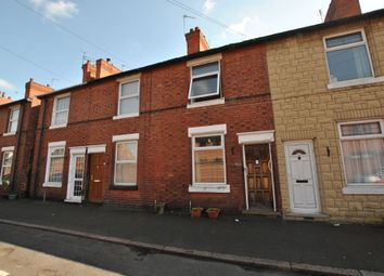 Thumbnail 2 bed terraced house for sale in Collygate Road, Nottingham