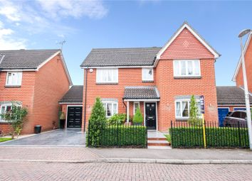 Thumbnail 4 bed detached house for sale in Riggall Court, Cuxton, Rochester, Kent