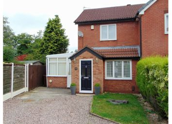Thumbnail 2 bed semi-detached house for sale in Malta Street, Oldham