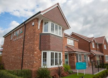 Thumbnail 4 bedroom detached house for sale in Middlewich Road, Sandbach