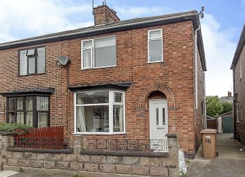 Thumbnail 3 bed semi-detached house for sale in Carlton Road, Long Eaton, Nottingham