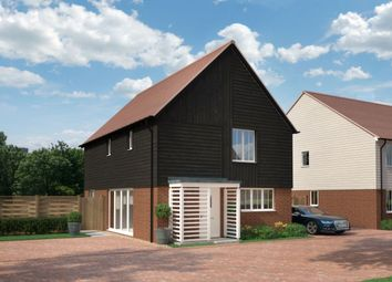 Thumbnail 3 bed detached house for sale in Long Hill Lane Westside, East Langdon, Dover