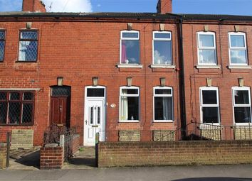 Thumbnail 3 bed terraced house for sale in Mill Lane, South Kirkby, Pontefract