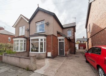 Thumbnail 3 bed semi-detached house for sale in Hunter Avenue, Blyth