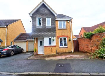 Thumbnail 3 bed detached house for sale in Darius Way, Swindon