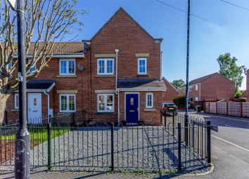 Thumbnail 4 bedroom semi-detached house for sale in St. James Croft, York