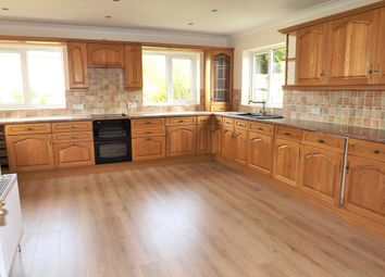 Thumbnail 4 bed detached bungalow for sale in Clough Road, Holbeach Bank, Holbeach, Spalding