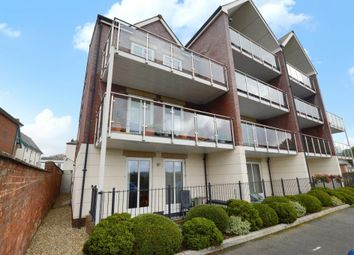 Thumbnail 2 bed flat for sale in Belvedere Court, St. Davids Hill, Exeter, Devon