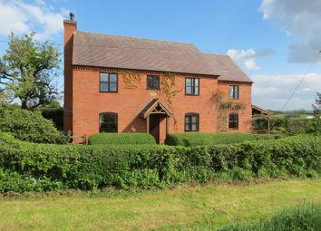 Thumbnail 4 bed detached house for sale in Morrey, Yoxall, Burton-On-Trent