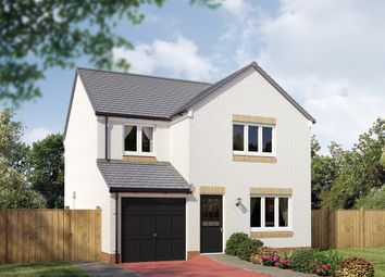 "Thumbnail 4 bed detached house for sale in ""The Leith "" at East Muirlands Road, Arbroath"