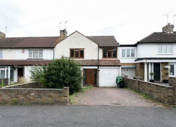 Thumbnail 4 bed terraced house for sale in Mead Crescent, London
