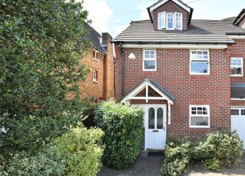 Thumbnail 4 bedroom end terrace house for sale in Crescent Road, Bromley