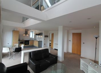 Thumbnail 3 bed flat to rent in Castle Exchange, Nottingham