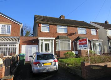 Thumbnail 3 bed semi-detached house for sale in Ashtree Road, Tividale, Oldbury