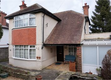 Thumbnail 3 bed detached house for sale in Wayside Avenue, Harrogate