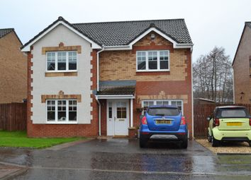 Thumbnail 4 bed detached house for sale in Love Drive, Bellshill