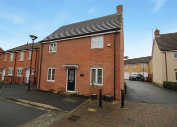 Thumbnail 3 bedroom detached house for sale in Greenwood Grove, Taw Hill, Wiltshire