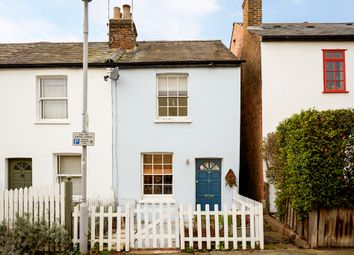 Thumbnail 2 bed semi-detached house for sale in Hampden Road, Kingston Upon Thames