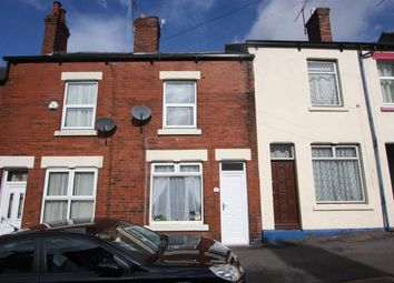 Thumbnail 1 bed terraced house to rent in Haughton Rd, Woodseats, Sheffield