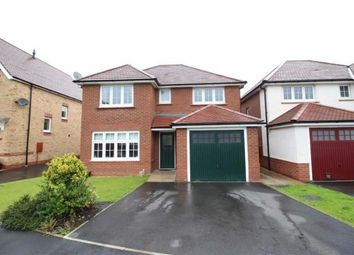 Thumbnail 4 bed detached house for sale in Daneshill Lane, Cadishead, Manchester