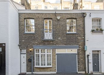 Thumbnail 2 bed mews house for sale in Eaton Terrace Mews, London