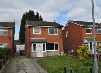 3 bed detached house for sale in Ravenwood Drive, Audenshaw, Manchester M34