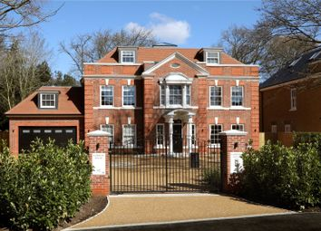 Thumbnail 6 bedroom detached house for sale in Gregories Road, Beaconsfield