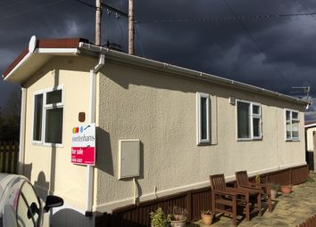 Thumbnail 1 bed mobile/park home for sale in Beauty Bank, Whitegate, Northwich