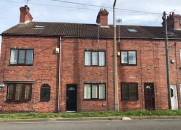 Thumbnail 2 bed terraced house for sale in Moss Terrace, Goole Road, Moorends, Doncaster