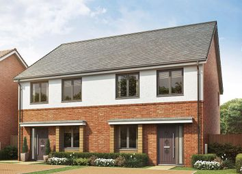 "Thumbnail 3 bed semi-detached house for sale in ""The Kilmington"" at Vigo Lane, Chester Le Street"