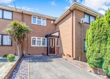 Thumbnail 2 bed terraced house for sale in Hewitt Close, Gillingham, Kent