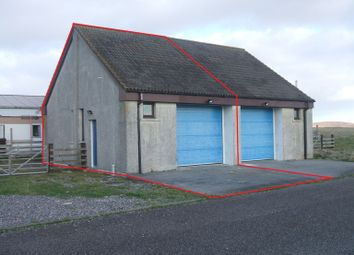 Thumbnail Industrial to let in Knockline, Isle Of North Uist
