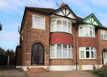 Thumbnail 3 bedroom semi-detached house for sale in Fairlight Avenue, Chingford