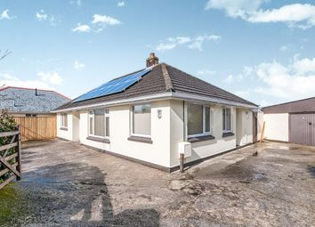 Thumbnail 2 bed bungalow for sale in Roskear Road, Camborne