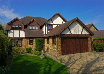 Thumbnail 5 bed detached house for sale in Grange Road, Ash