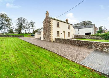Thumbnail 5 bed detached house for sale in Bothel, Wigton, Cumbria