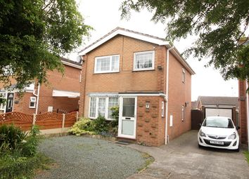 Thumbnail 3 bed detached house for sale in Cumberland Avenue, Warsop, Mansfield