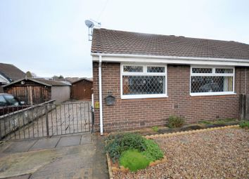 Thumbnail 2 bed semi-detached house for sale in 7 Ebor Mount, Kippax, Leeds
